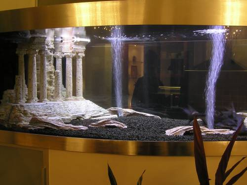 Керамика для аквариума